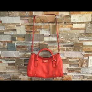 KATE SPADE Red Leather Bags